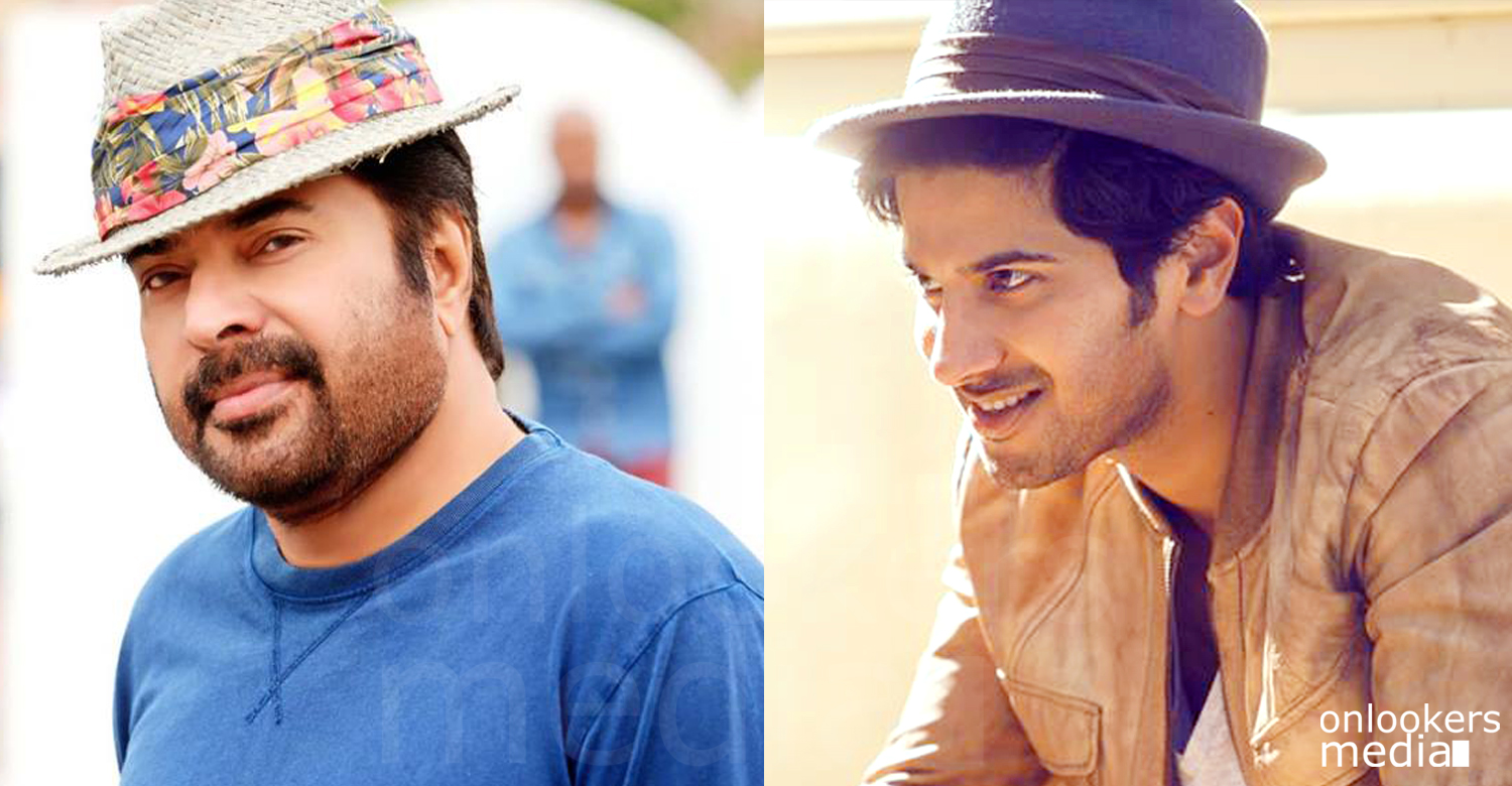 Will a Mammootty-Dulquer project materialize Dulquer answers