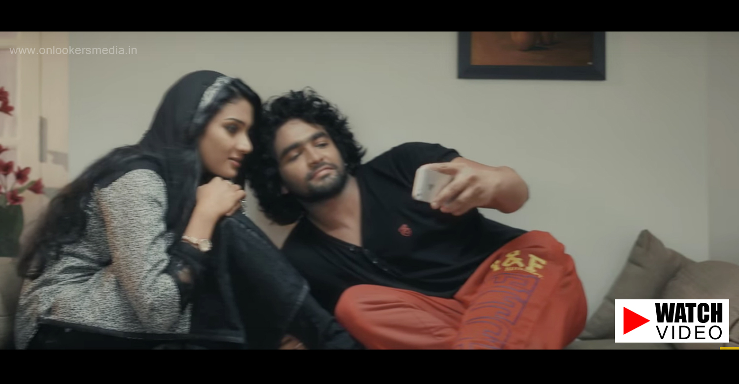 Yami album song ft Siddharth Menon, Aditi Ravi
