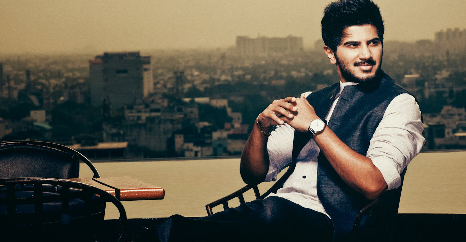 Dulquer going through the busiest schedules of his life