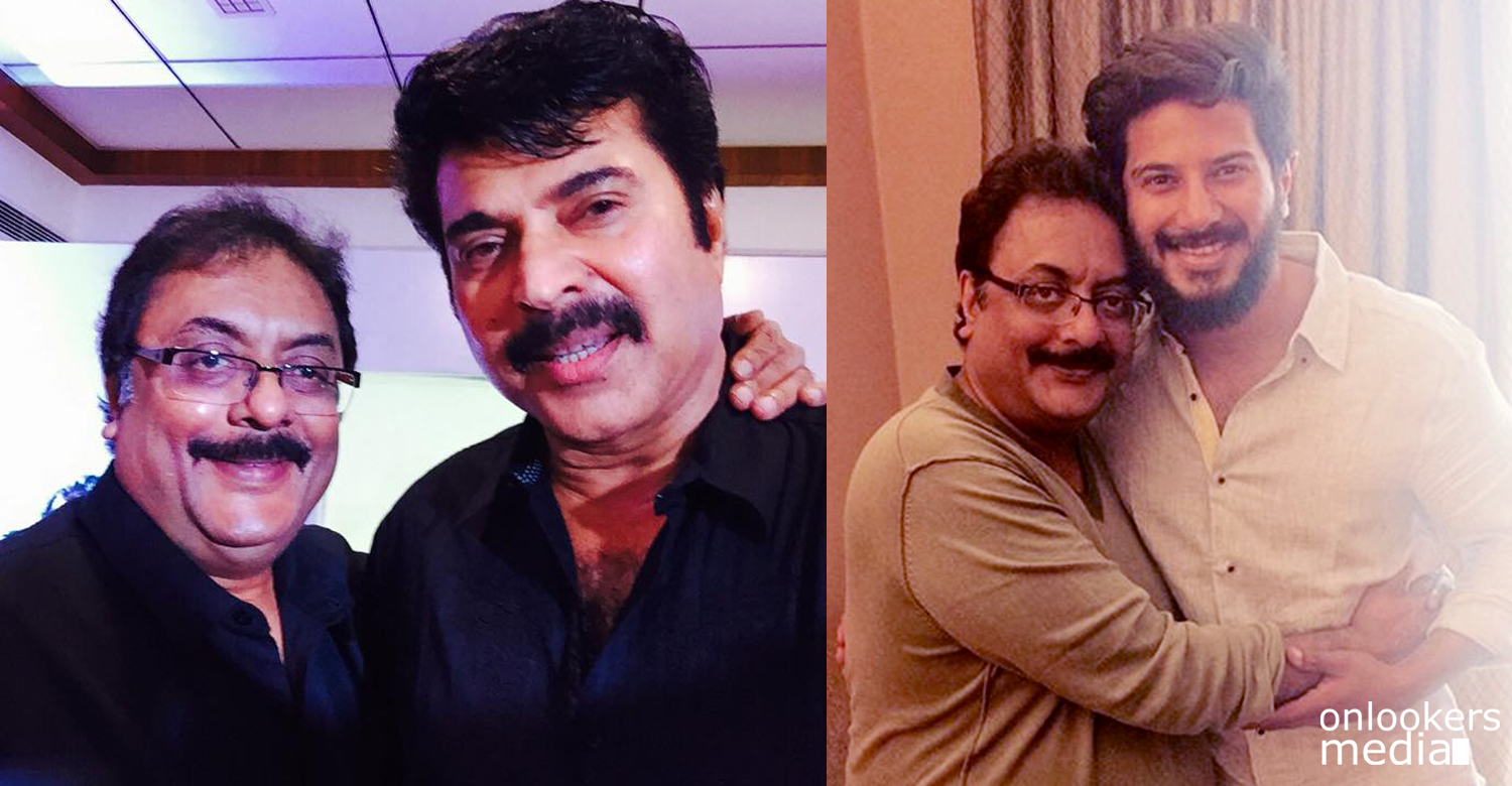 Dulquer is the hero of my film not because he is the son of Mammootty says Pratap Pothen