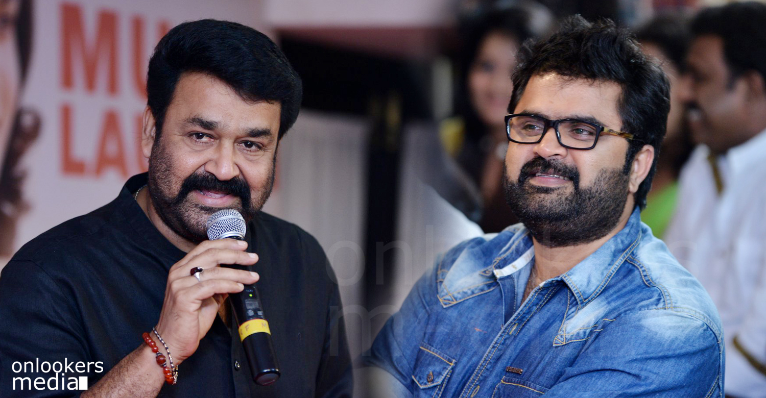 Mohanlal and Anoop Menon in Kanal
