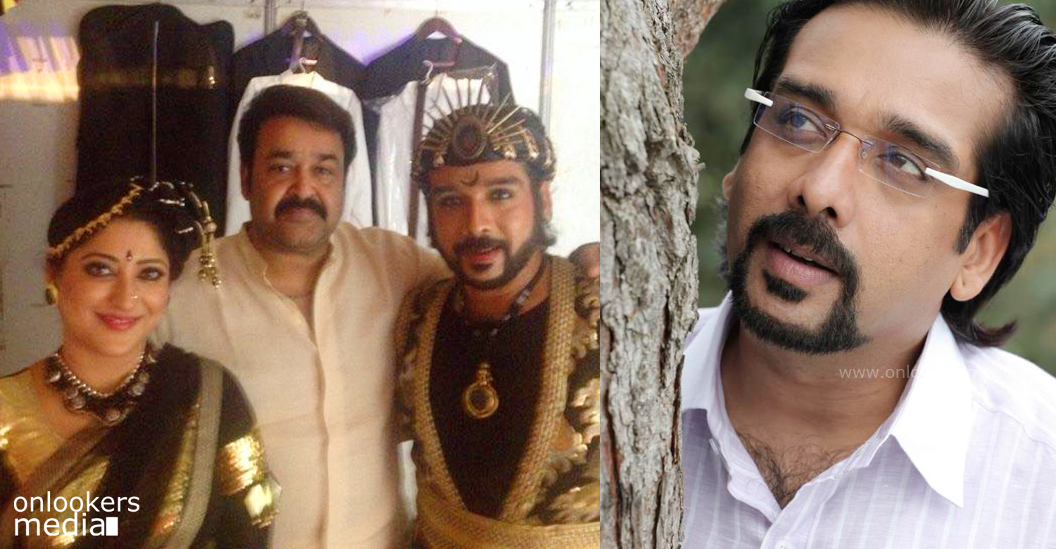 Mohanlal changed me by refining all my bad habits says Vineeth