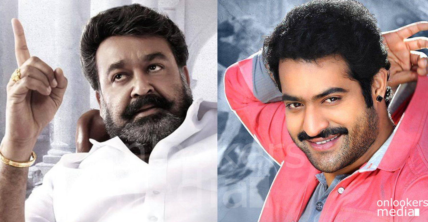 Mohanlal in Jr NTR movie-Latest movie news