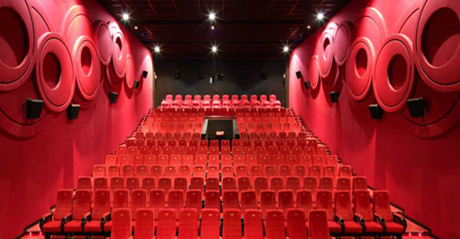 PVR Cinemas-Lulu Mall-Kochi