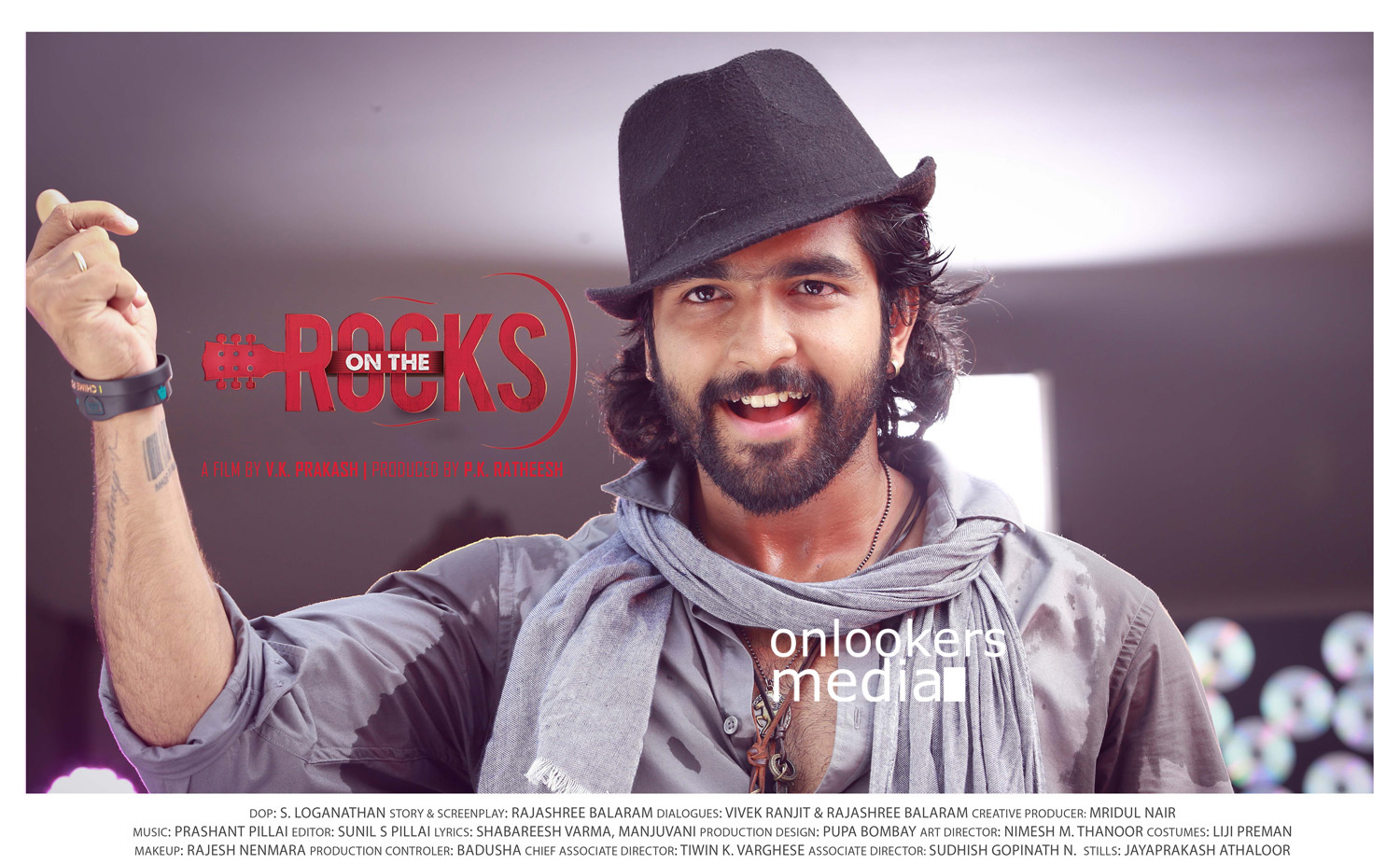 Sidharth Menon in On The Rocks-Stills-Posters