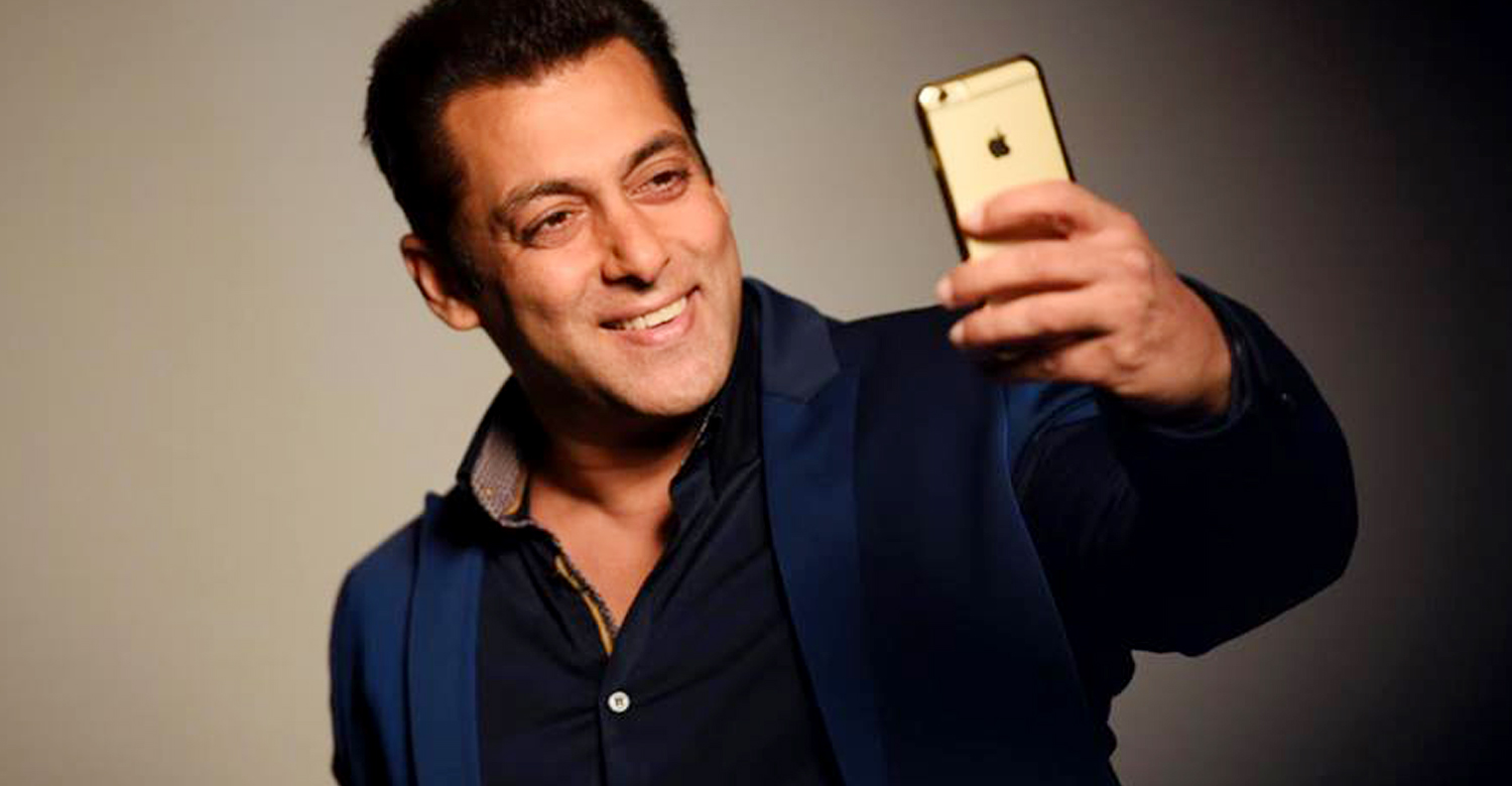 You don't need to look into what I get paid, Salman Khan
