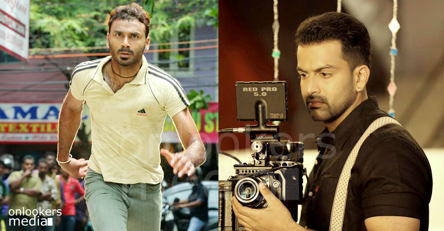 Shafiqu Rahiman, Prithviraj, Amar Akbar Anthony stills, Amar Akbar Anthony malayalam movie, prithviraj in Amar Akbar Anthony, bangali dhapan in amar akbar anthoni,