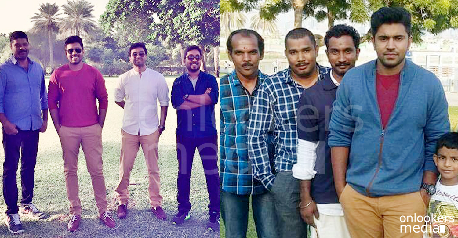 Jacobite Swargarajyam Movie Stills-Nivin Pauly Vineeth Sreenivasan
