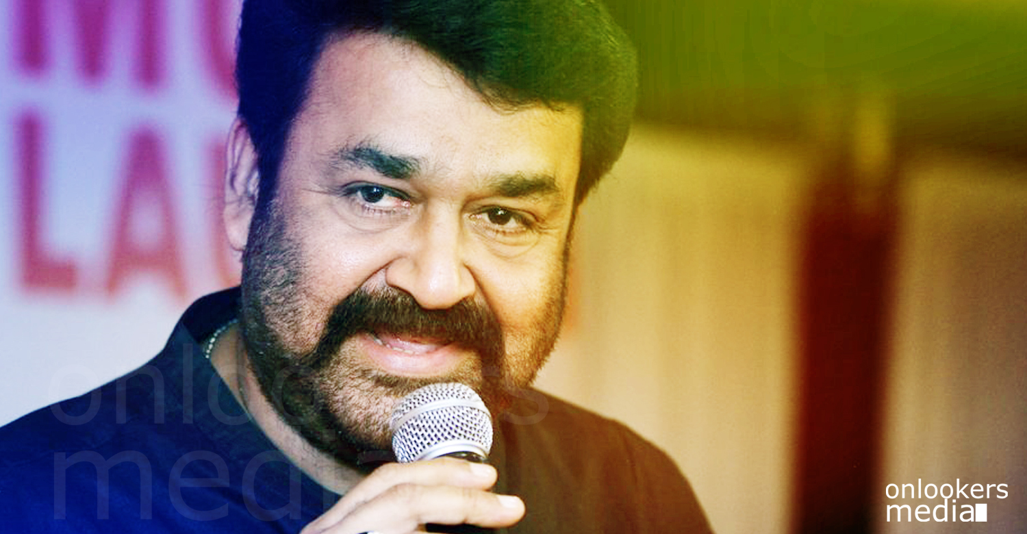 Mohanlal in Pulimurugan stills-Photos