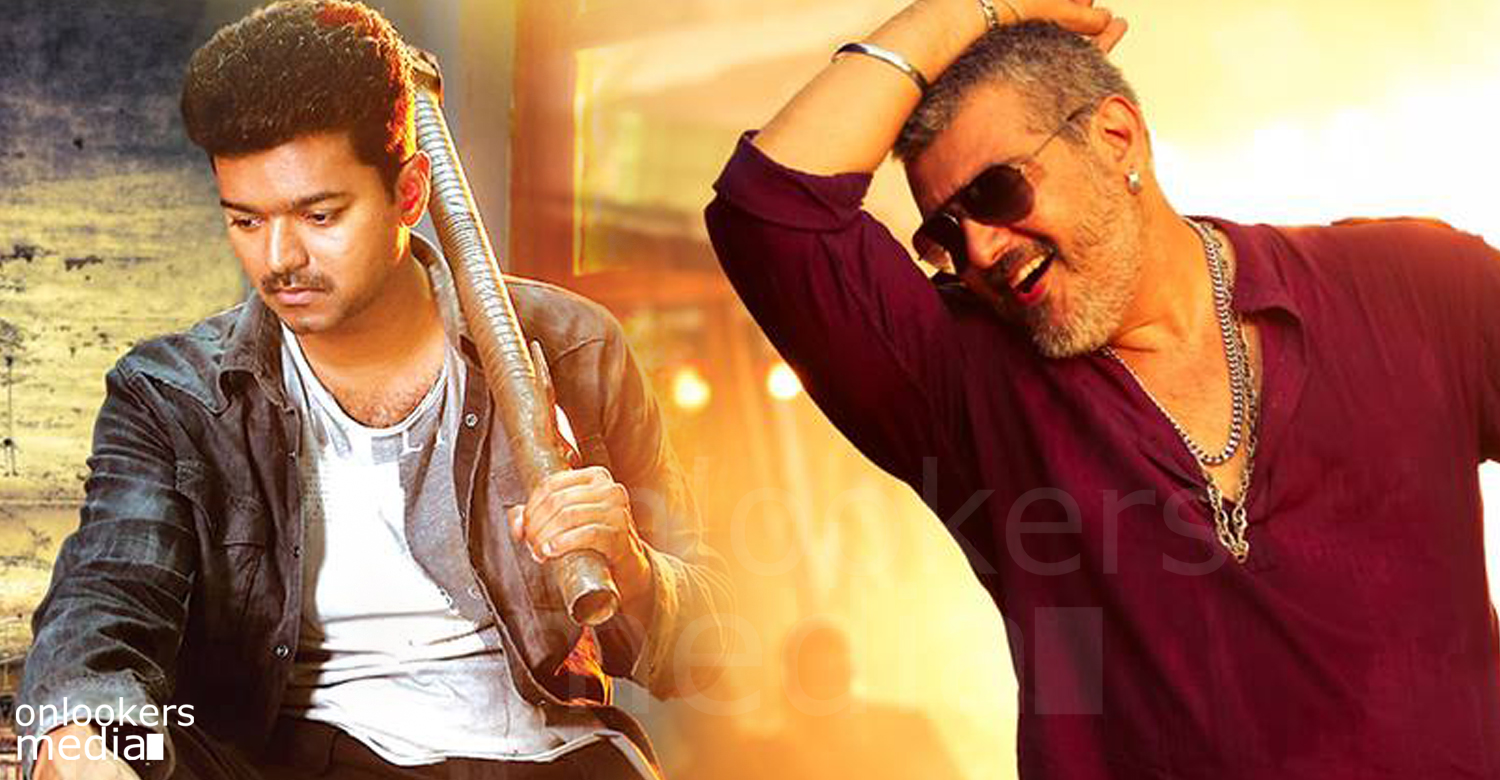 Veeram (Tamil) - Worldwide Box Office Collection, Budget ...