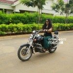 Anu Mol in Rockstar, Anu Mol, Anu Mol bike riding, Anu Mol smoking in rockstar, Anu Mol latest photos