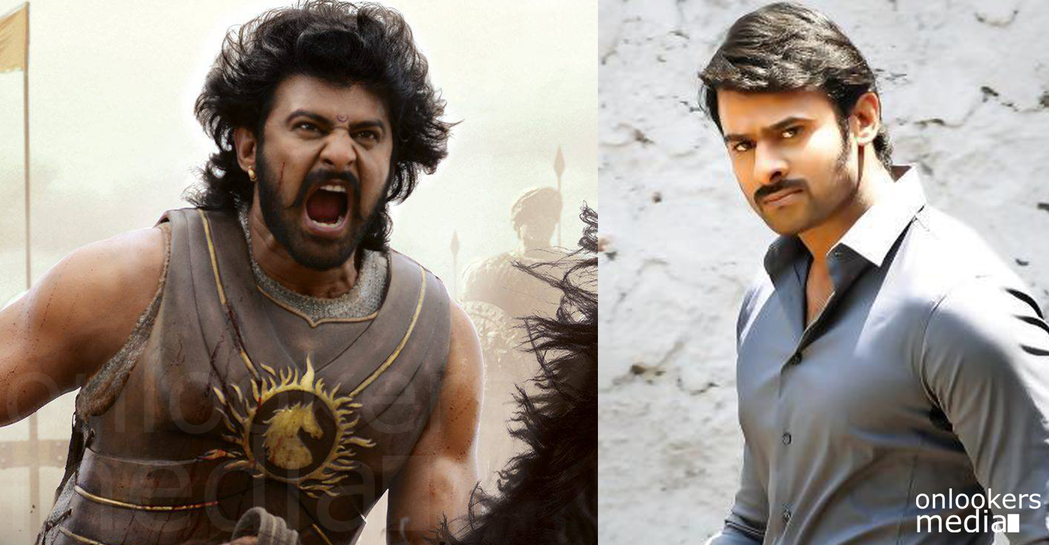 prabhas will not be a part of ss rajamouli's bahubali 3 ?