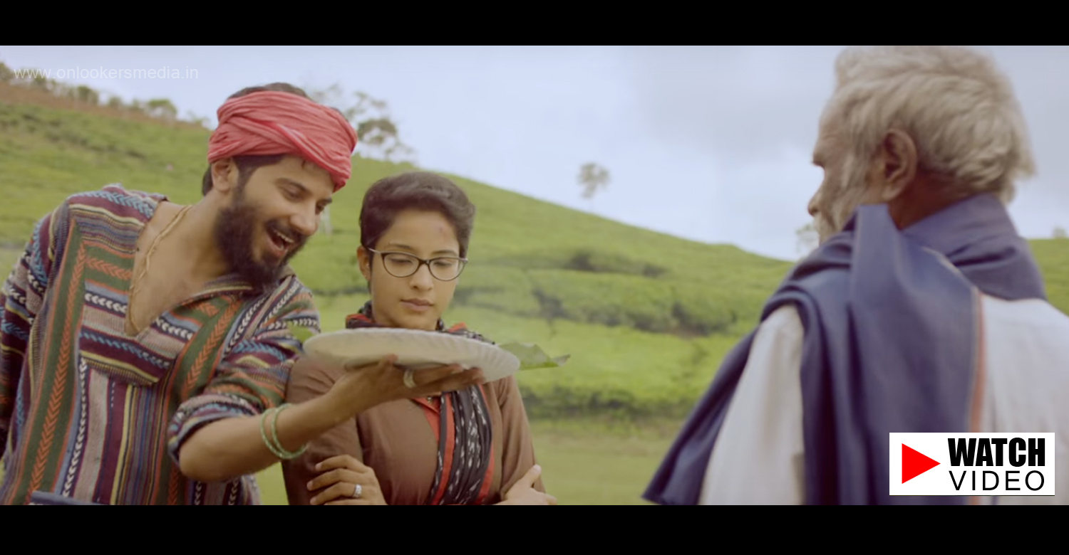 Charlie malayalam movie, dulquer in Charlie, parvathy in Charlie, puthumazhayay song from Charlie