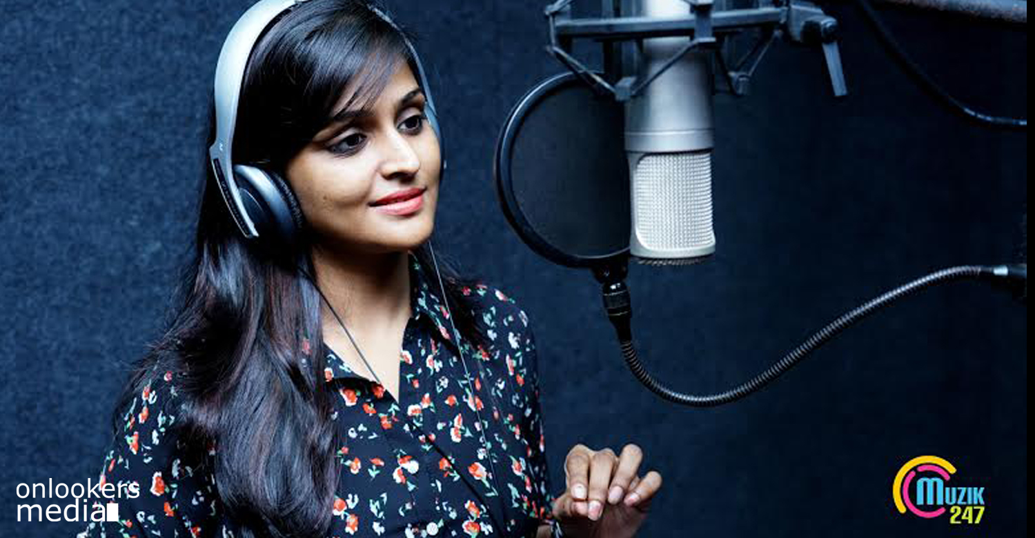 Remaya Nambeesan, Remaya Nambeesan devotional song, Remaya Nambeesan latest photos, Remaya Nambeesan singing