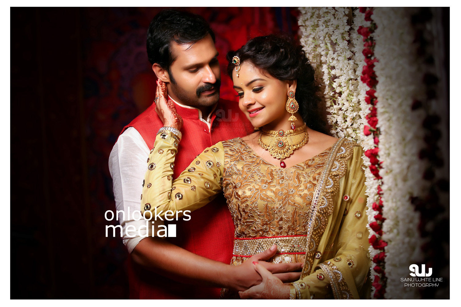 Shilpa Bala Wedding Engagement Stills