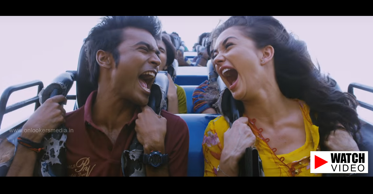 Dhanush, Dhanush in thangamagan, Thangamagan trailer, Thangamagan tamil movie stills,