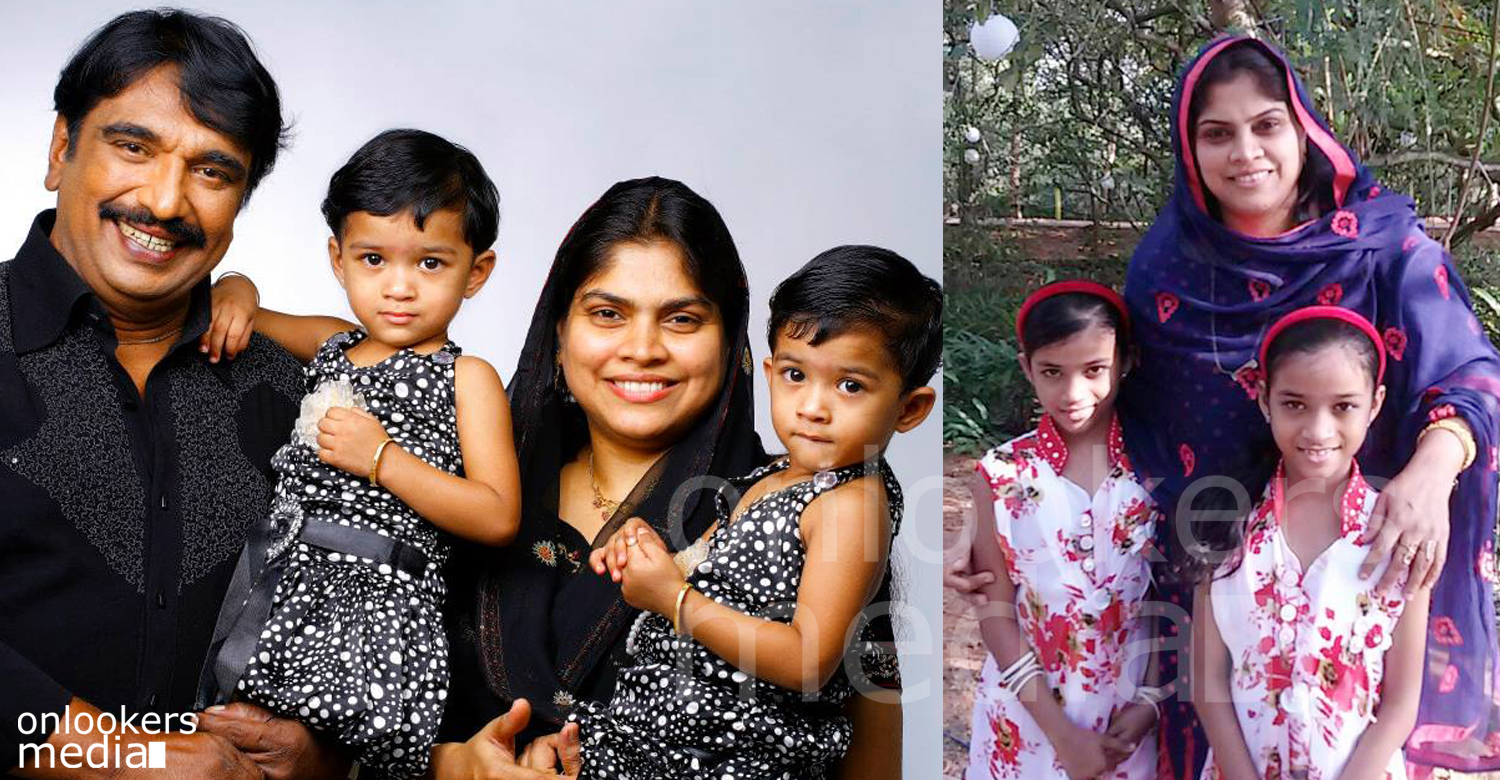 cochin haneefa �s wife reacts about the news that coming