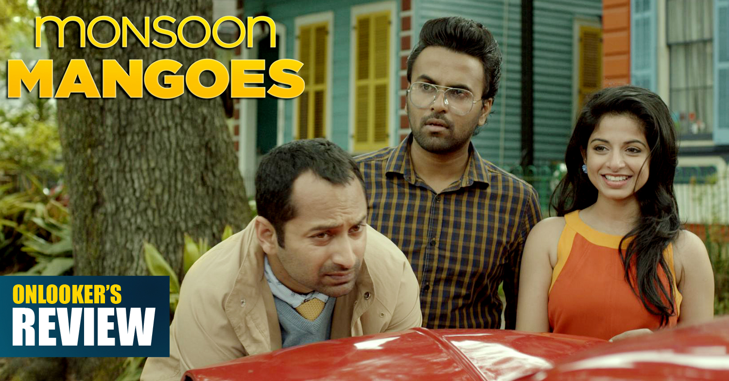 Monsoon Mangoes Review, Monsoon Mangoes rating, Monsoon Mangoes review rating, Monsoon Mangoes theater report, Monsoon Mangoes malayalam movie review, Monsoon Mangoes hit or flop