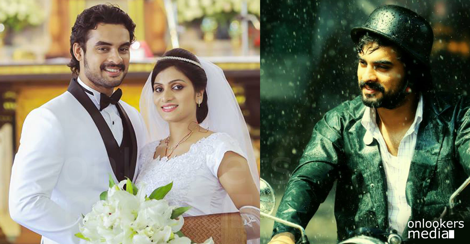 Tovino Thomas become the father of a baby girl today