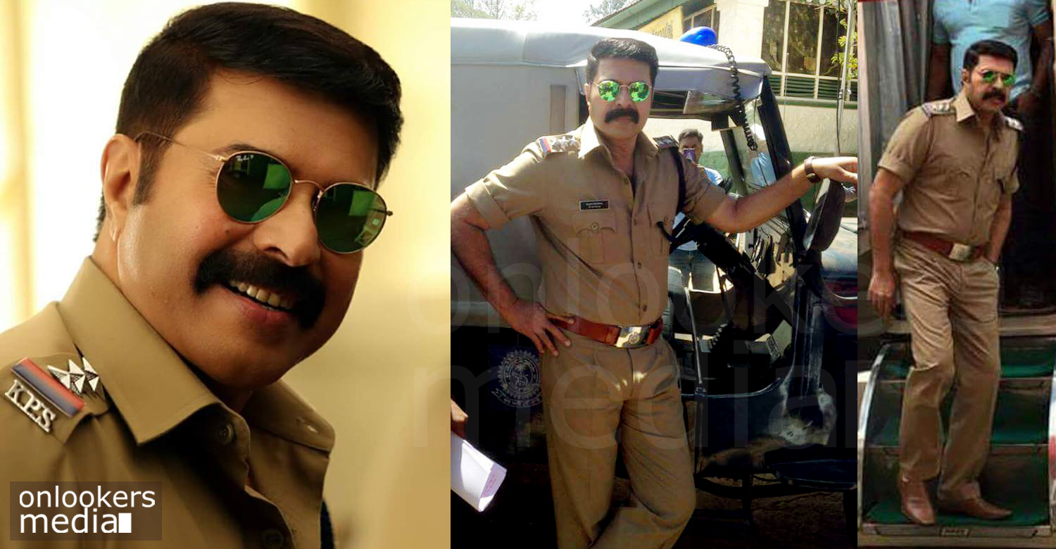 Kasaba malayalam movie, mammootty in Kasaba, Kasaba movie stills, mammootty police role, mammootty 2016 movie, malayalam movie 2016