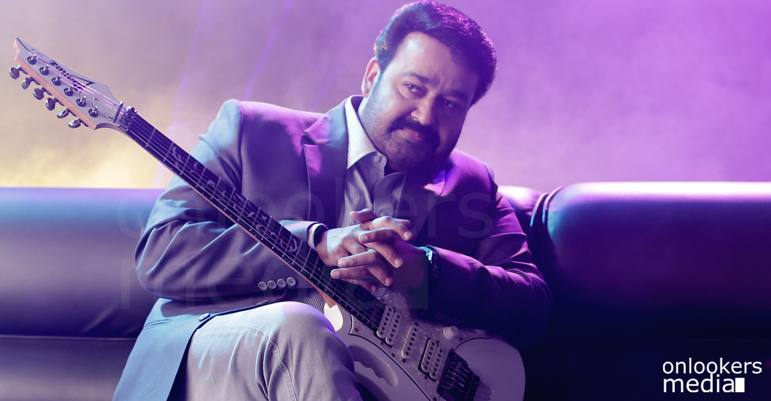 Stylish mohanlal pictures