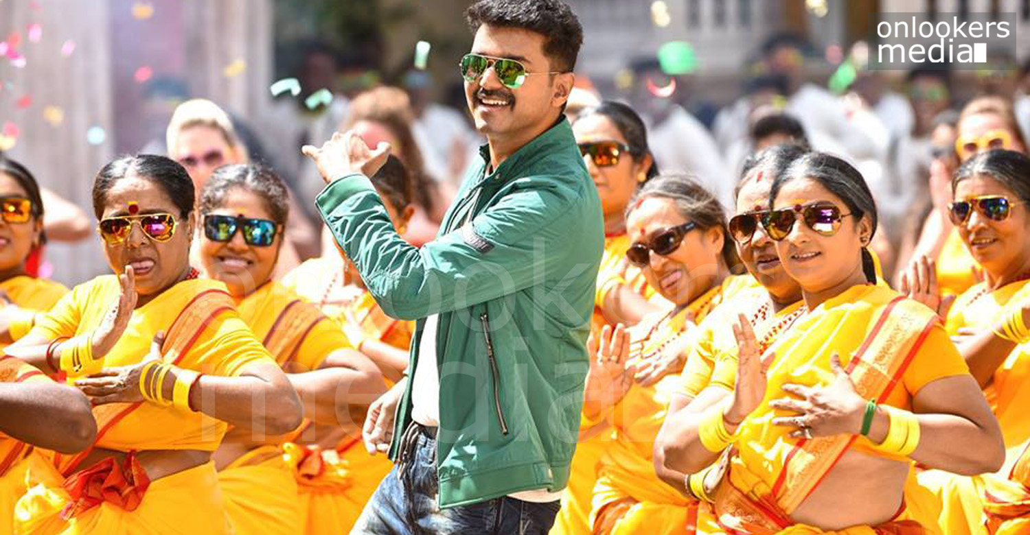 Theri intro song will be one of Vijay's best ever says GV