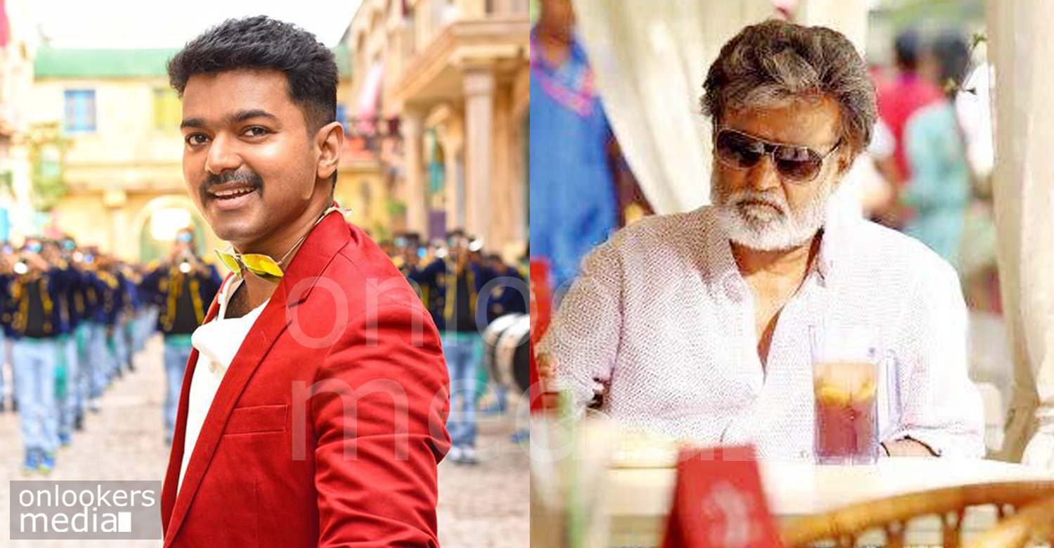 rajinikanth in Kabali, Kabali theri movie, vijay theri movie still, vijay rajinikanth, tamil movie 2016, theri total business,