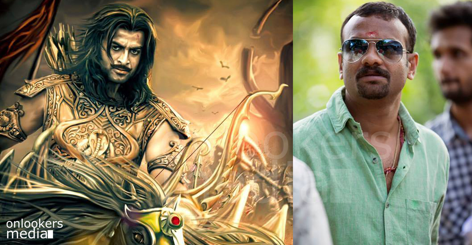 Karnan malayalam movie, Karnan prithviraj movie, rs vimal prithviraj issue, prithviraj Karnan stills,