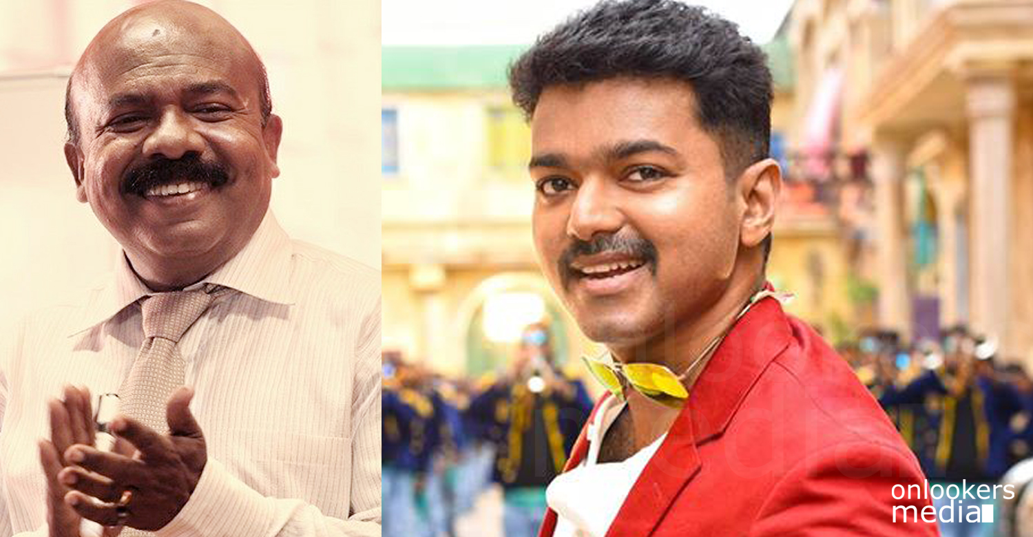 vijay in theri, theri tamil movie, kottayam pradeep in theri, vijay malayalam kerala theri, atlee