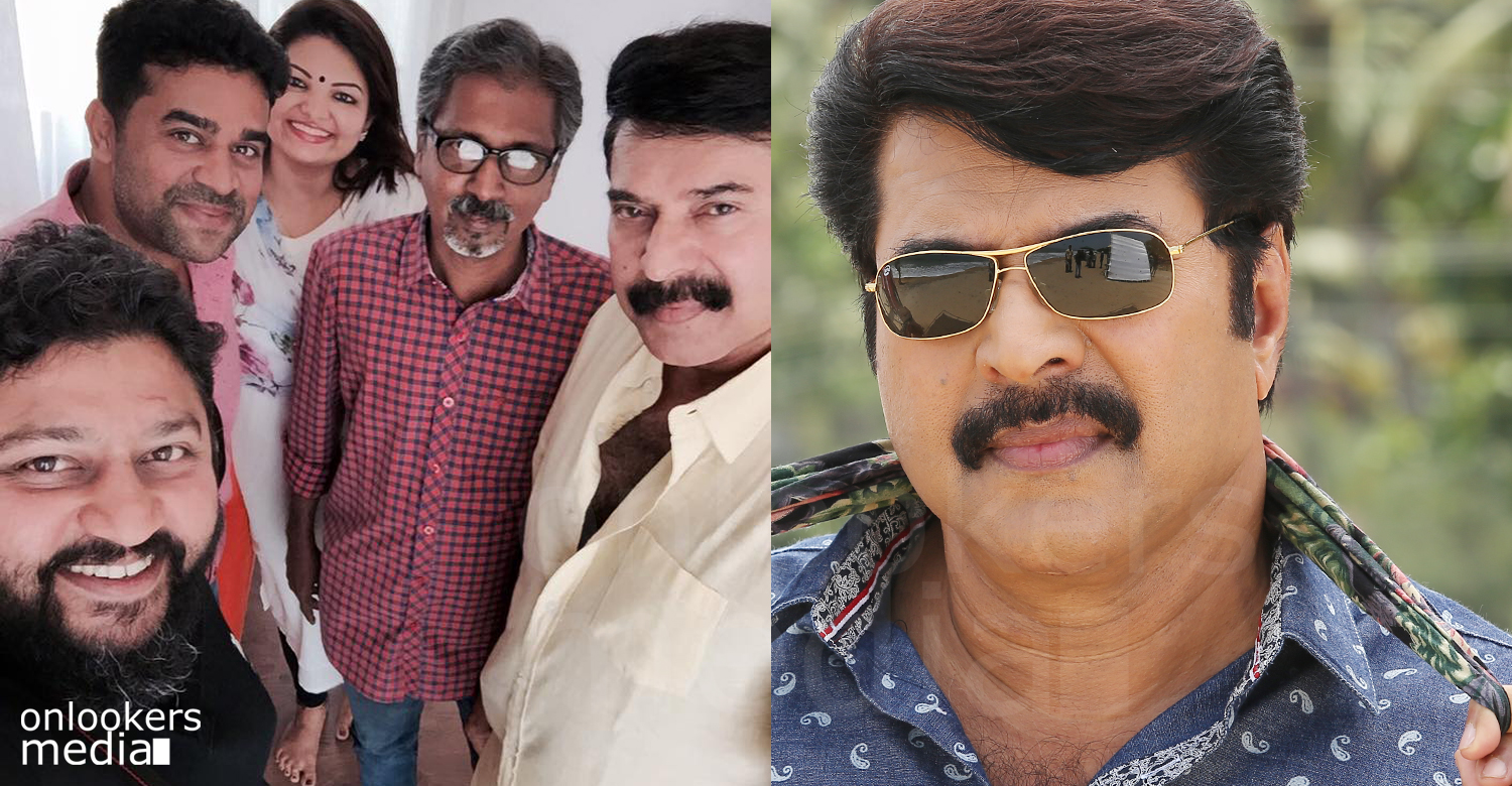 Mammootty friday film house, mammootty 2016 movies, malayalam movie 2016, vijay babu Sandra thomas, PF Mathews,