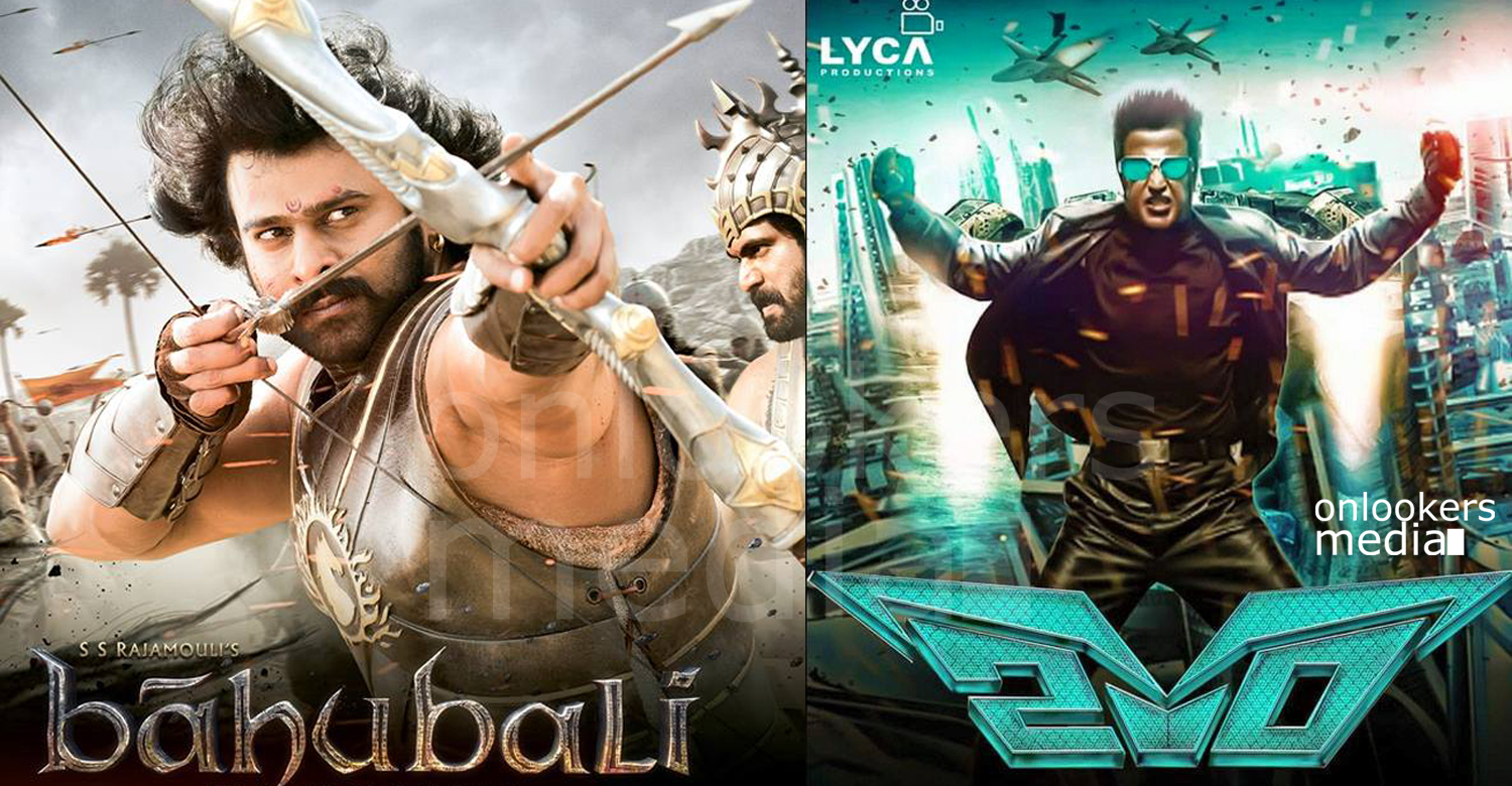 Bahubali 2 vs Enthiran 2 fight at box office on cards