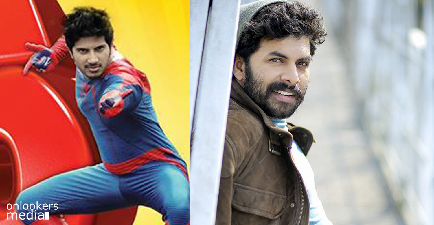 Sunny Wayne, Sunny Wayne dulquer, dulquer latest news, dulquer spiderman, dulquer in fast and furious 8,
