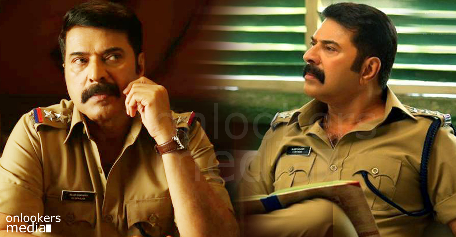 Kasaba, Mammootty, Nithin Renji Panicker, mammootty in Kasaba, mammootty police role, Kasaba malayalam movie, Kasaba movie stills