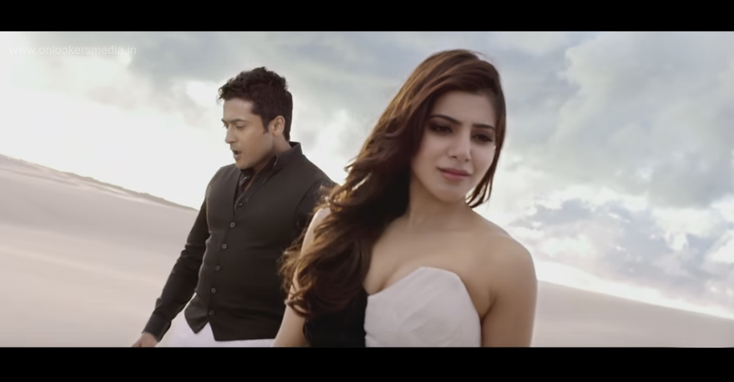 24 Movie, Suriya in 24, Samantha, Naan Un, AR Rahman song, naan un song from 24, 24 movie song