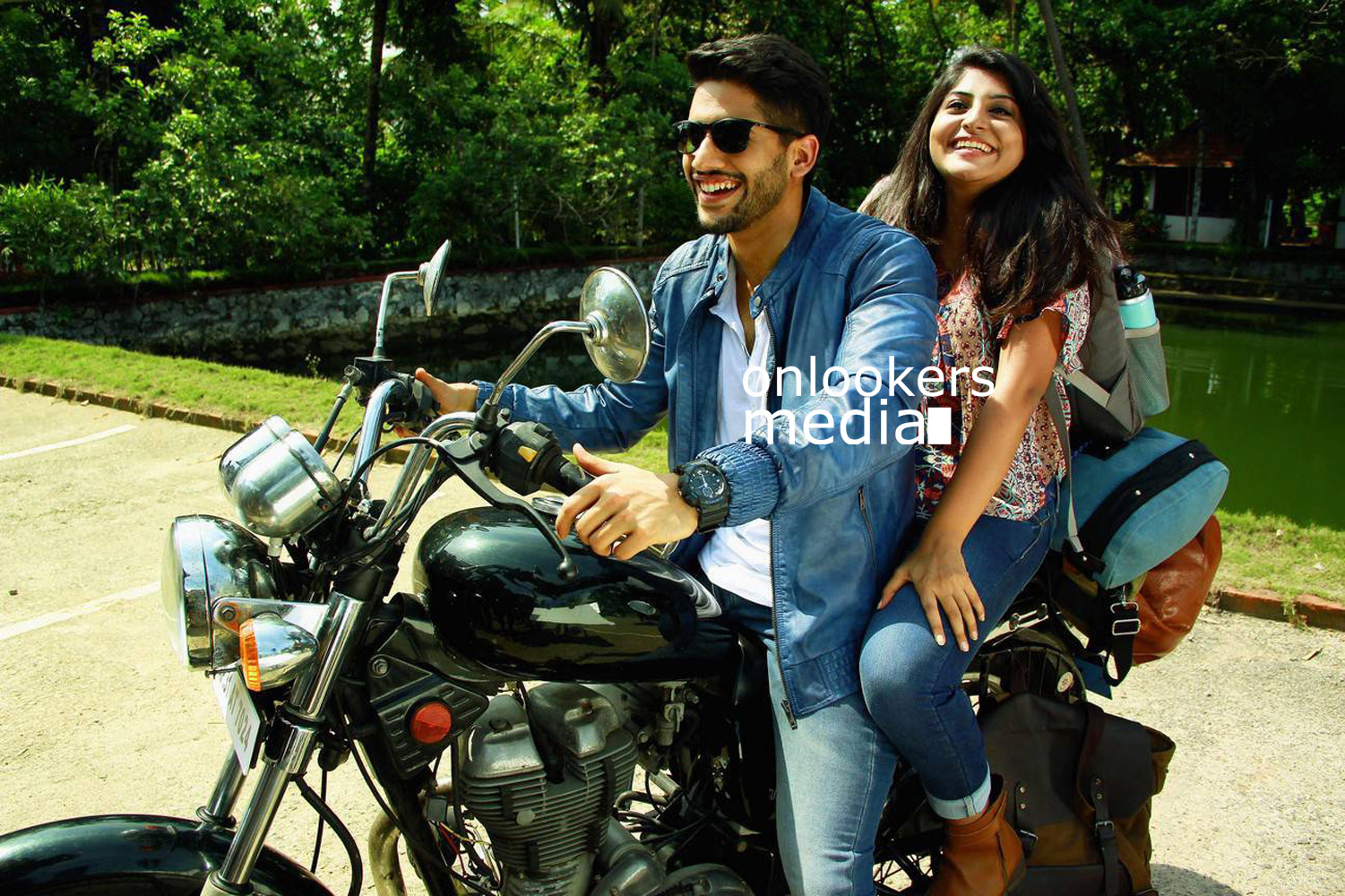 Sahasam Swasaga Sagipo, Naga Chaintanya, Manjima Mohan, Sahasam Swasaga Sagipo stills, Sahasam Swasaga Sagipo actress manjima mohan, manjima mohan telugu movie, gautham menon movie