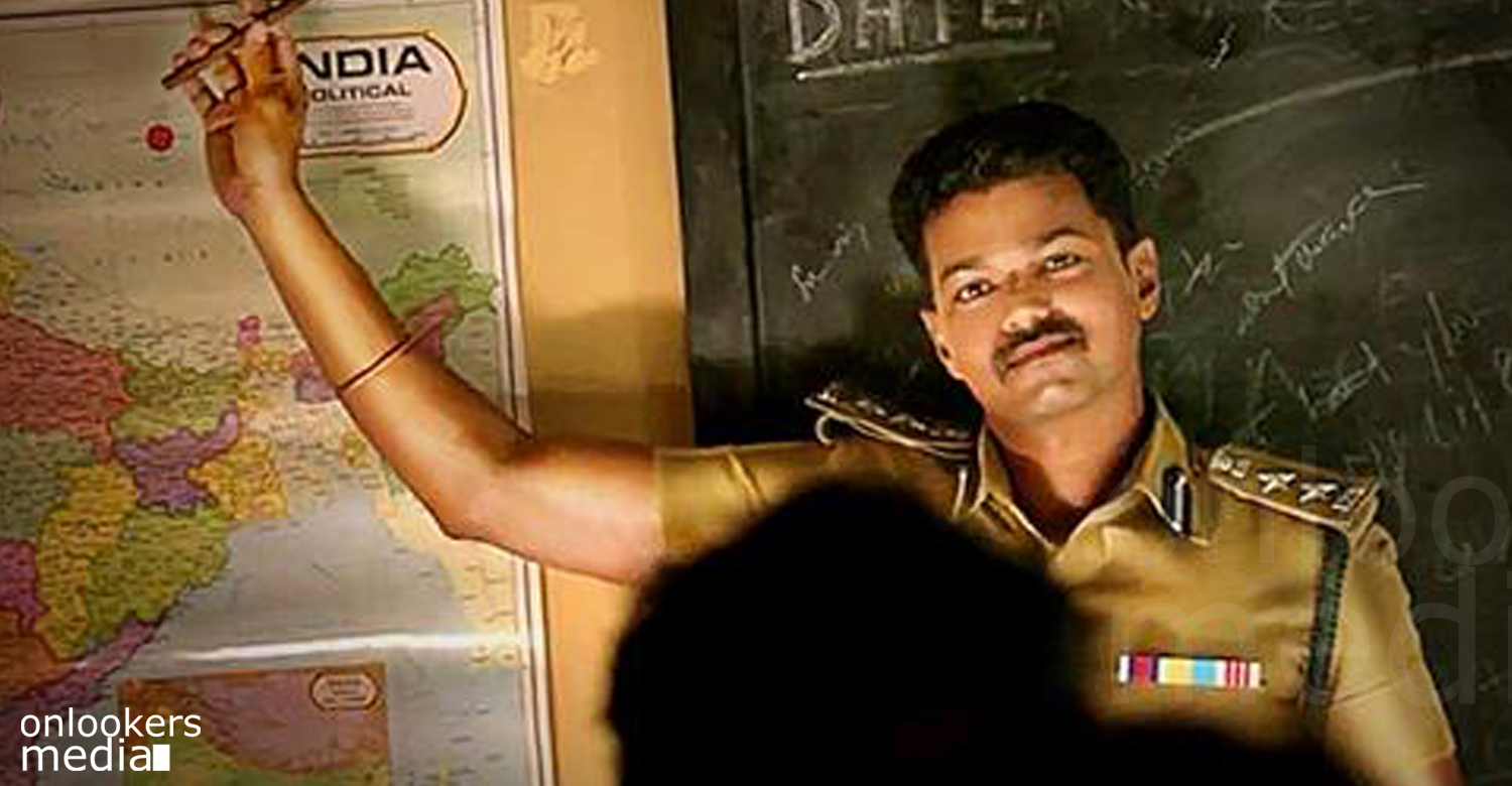Theri collection report, vijay theri, theri movie stills, theri 100 crore collection, theri hit or flop,