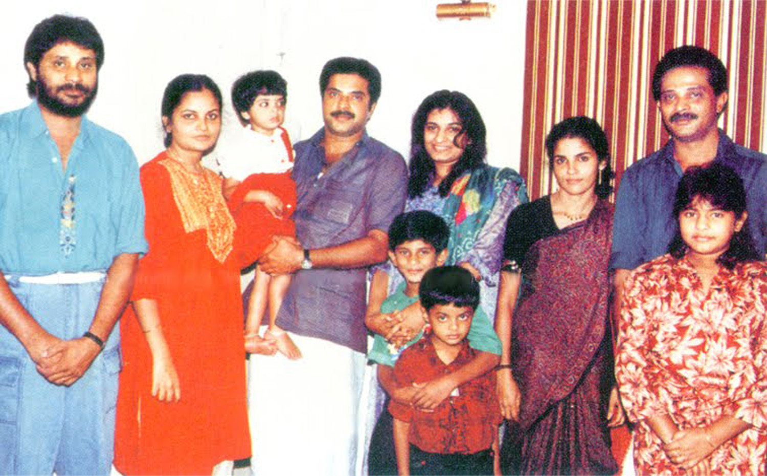 Family Photos Mammootty Family Photos Wife Daughter Son Onlookersmedia