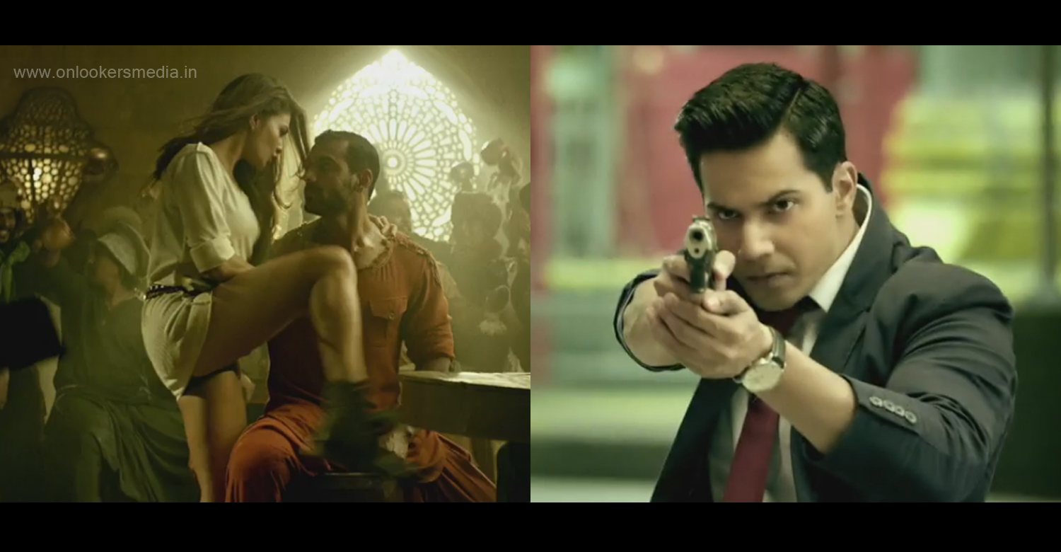 Dishoom, John Abraham, Varun Dhawan, Jacqueline Fernandez, Akshaye Khanna, dishoom remake, mumbai police hindi remake, varun dhawan in dishoom