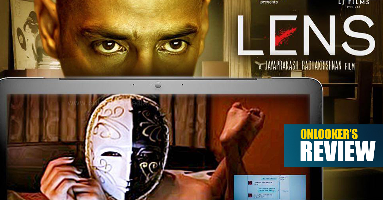 lens, lens review, lens malayalam movie review, lens movie review rating, thriller malayalam movies,