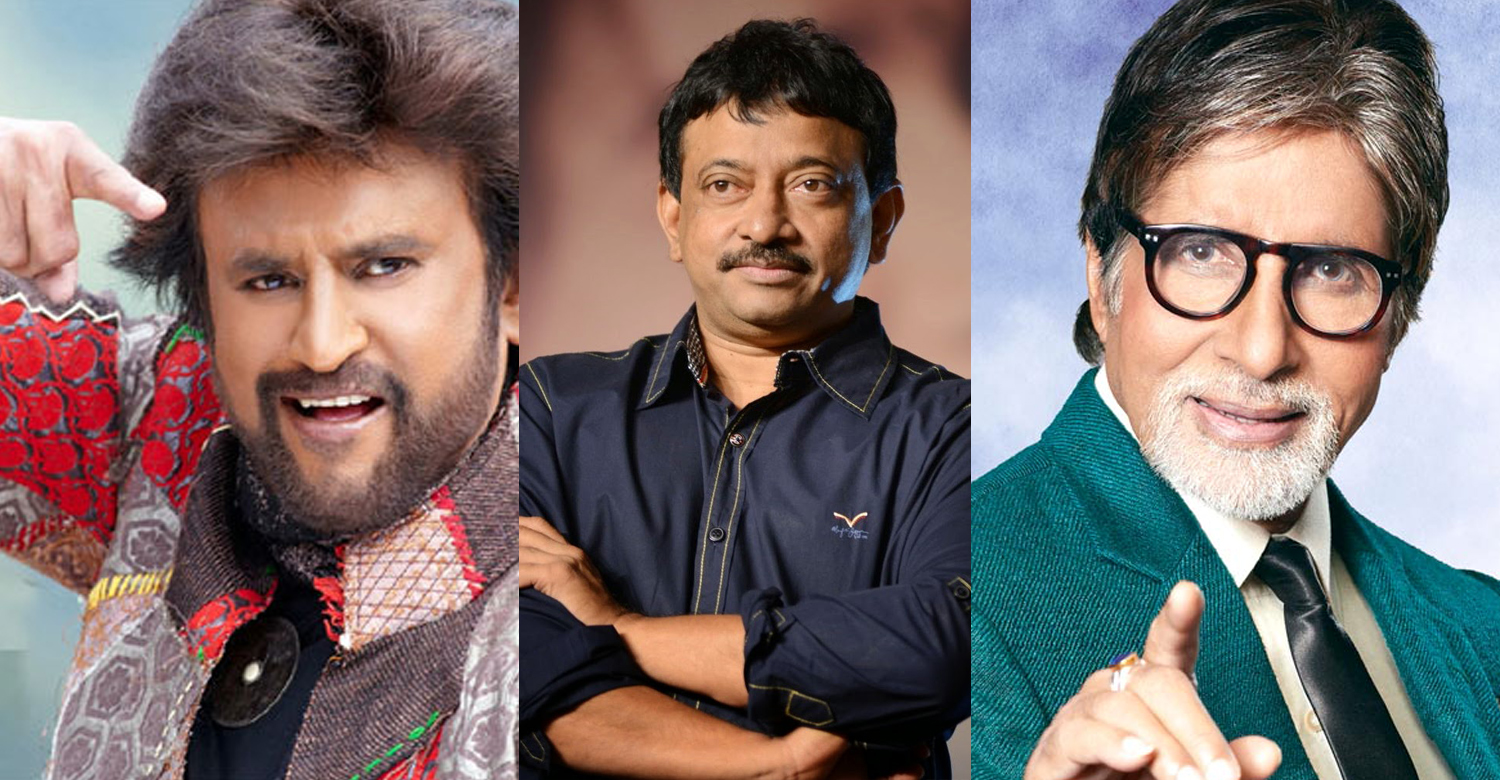 Ram Gopal Varma, Amitabh Bachchan, rajinikanth, Ram Gopal Varma about rajinikanth, tamil movie news latest