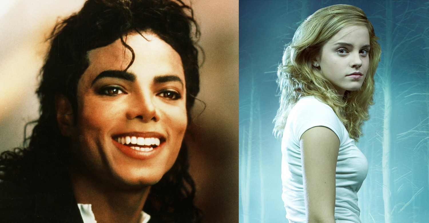Michael Jackson Wanted To Marry Emma Watson When She Was 11 Year Old