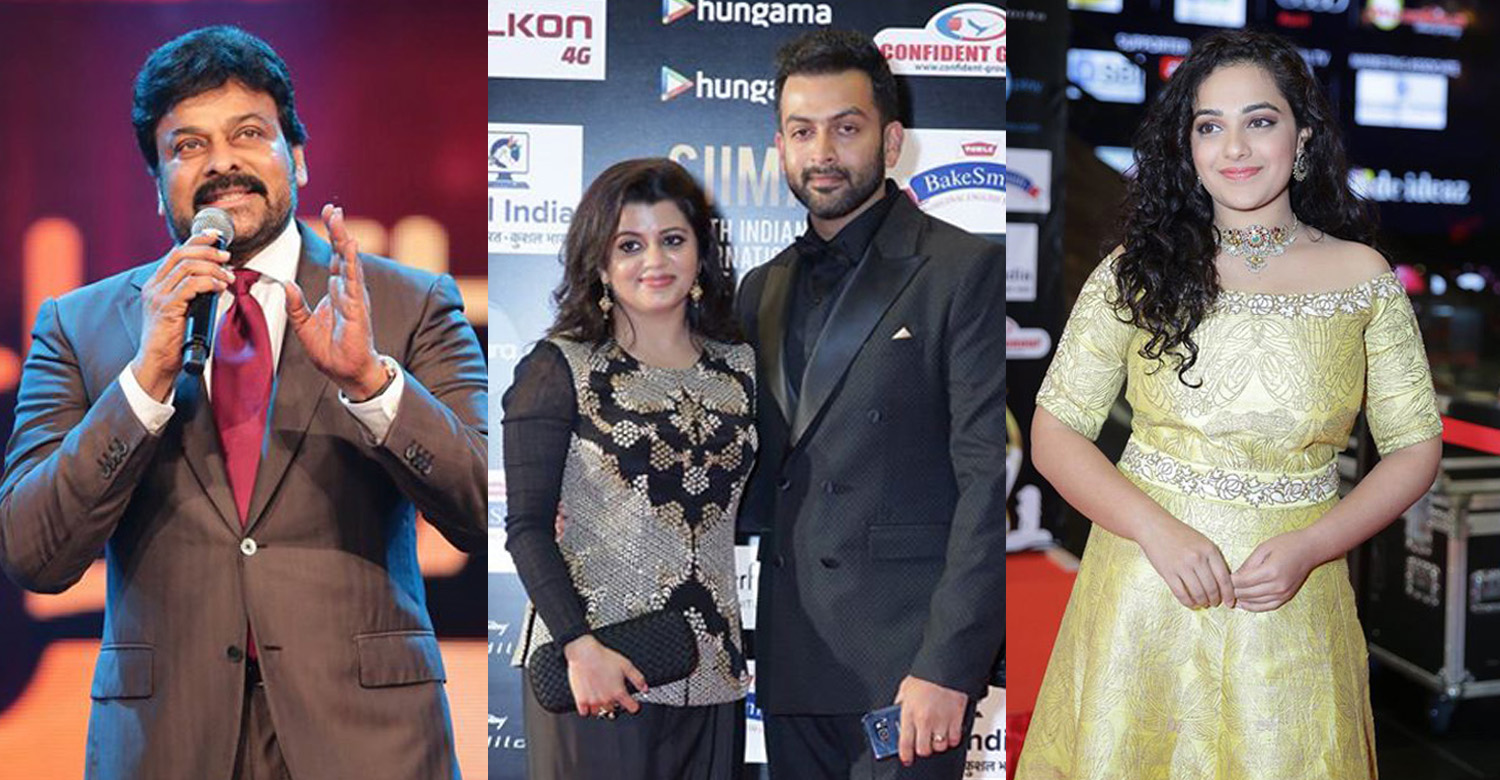 SIIMA Awards 2016, SIIMA Awards, Prithviraj, Nivin Pauly, Nayanthara, SIIMA, SIIMA stills photos,