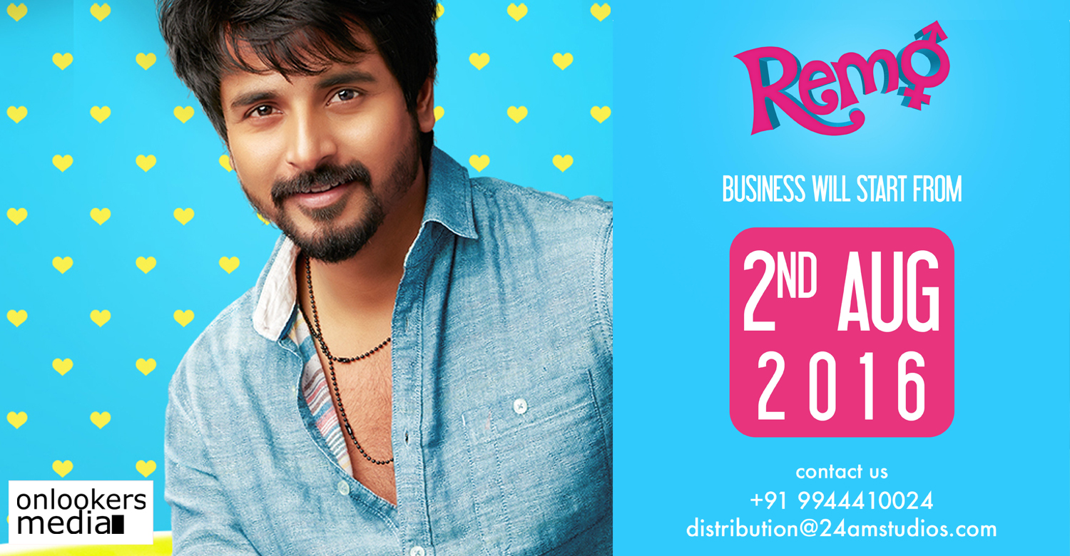 Remo movie producer to introduce open bid system in the
