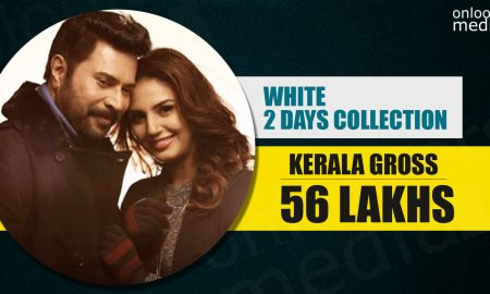 White Collection Report, kerala box office, white malayalam movie, mammootty flop movie,white movie hit or flop, flop malayalam movie 2016