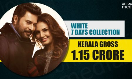 White Collection Report, White malayalam movie hit or flop, kerala box office, mammootty flop movies,