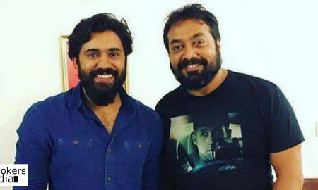 Nivin Pauly Anurag Kashyap movie, Anurag Kashyap next movie, nivin pauly next project, nivin pauly tamil movie