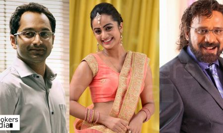 Namitha pramod, Fahad Fazil, director rafi, Fahad next movie, Fahad namitha pramod movie, malayalam movies 2017