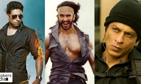 Shahrukh Khan in Dhoom 4, Ranvir Singh Dhoom 4, why Abhishek Bachchan out from dhoom series,