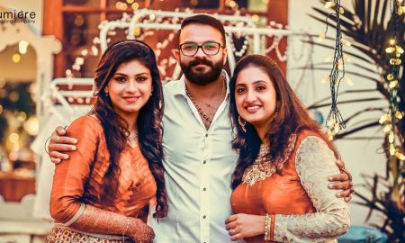 Pretham actress, Sharanya Menon wedding stills, jayasurya family, mammootty latest stills, jayasurya sister wedding, saritha jaysurya
