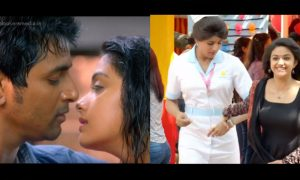 Remo Trailer, remo tamil movie trailer, Sivakarthikeyan, Keerthy Suresh, indian actor in lady getup,